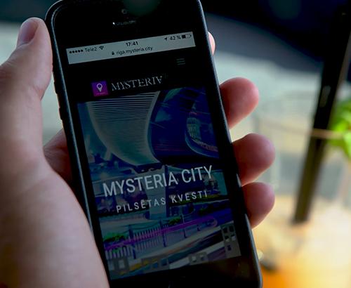 Mysteria City